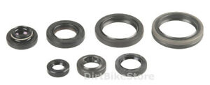 Suzuki-RM-125-1992-1993-1994-1995-1996-1997-FULL-Engine-Oil-Seal-Set-Kit