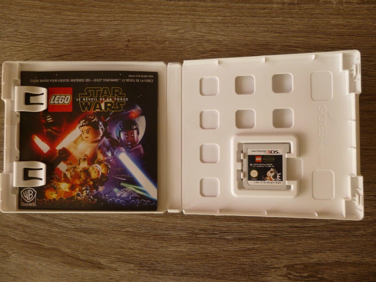 Jeu 3DS Lego Star Wars le Réveil de la Force - Avis StarWars