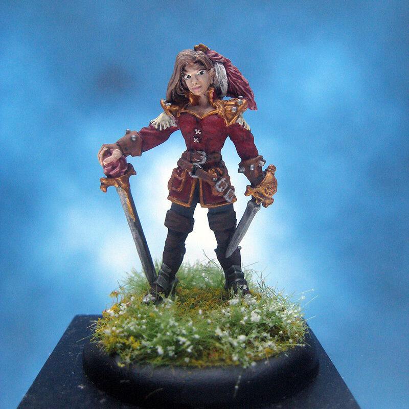 Malte reaper miniatur - maria Rosablade