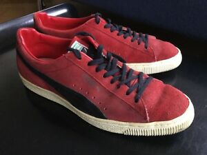 Puma Made In Suede Details Ex Vintage About Clyde Original Red States Black Yugoslavia 0OPXN8nwZk