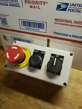 Push Button Switch Control Stationnoswith E Stop Startampstop Forwardamprev