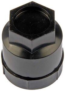 5-Pack-Dorman-711-020-5-Pack-Black-Wheel-Nut-Cover-M24-2-0-Hex-19mm