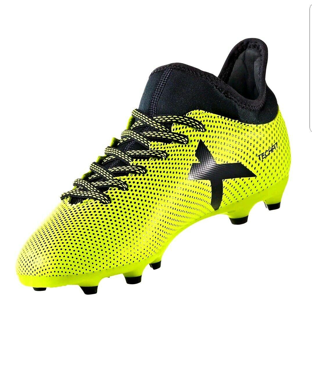 Adidas uomini x 17,3 17,3 17,3 fg terra ferma scarpe giallo solare s82366 sz 10,5 | Conveniente  | Scolaro/Ragazze Scarpa  18472a