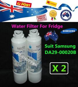 2-x-Samsung-DA29-00020B-Water-Filter-SRF679SWLS-SRF680CDLS-SRF719DLS