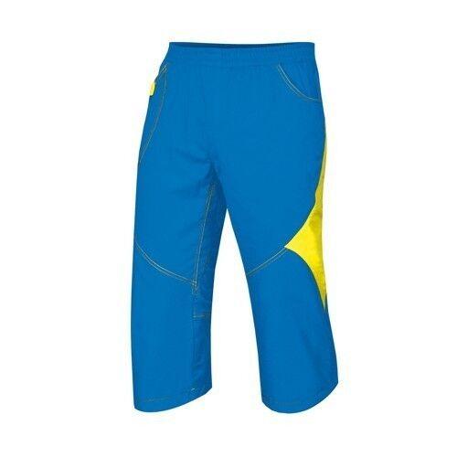 DIRECT Alpine Joshua 34 Pantaloni, Pantaloni per arrampicata uomini, blulimet