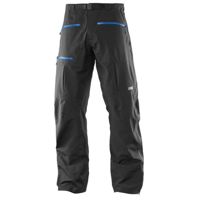 Salomon S Lab X Alp Pro M Goretex Pants, Trousers, color Black, size L