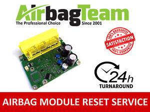 Dettagli su AUDI NUOVA A3 Srs Airbag Ecu Modulo Unità di controllo dei dati  Crash Servizio Reset- mostra il titolo originale