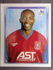 Merlin Premier League 98-Dwight Yorke Aston Villa #45