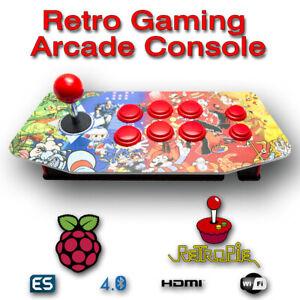RetroPie-Retro-Gaming-Arcade-Video-Console-128GB-Raspberry-Pi-3-Model-B