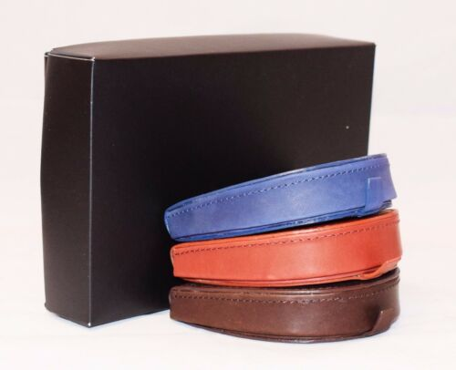 High Quality Cow Calf Leather Coin Tray Purse Wallet Holder Gents Ladies