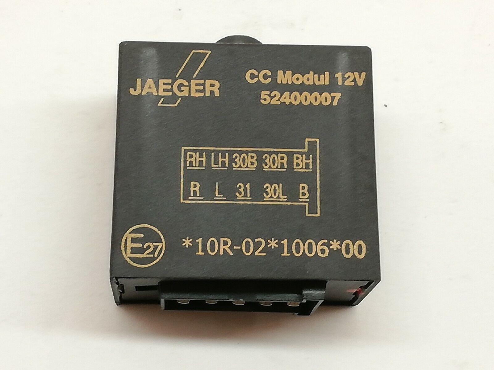 JAEGER automotive 52400007 CC Modul
