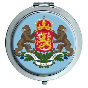 Finland-Crest-Compact-Mirror