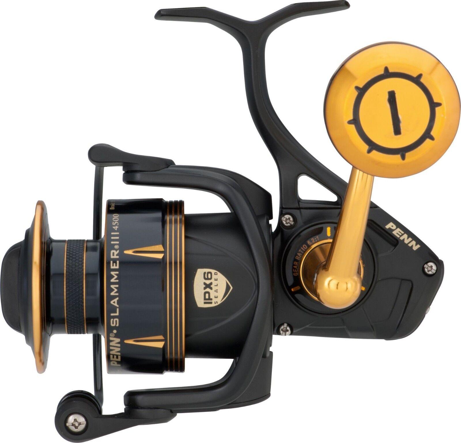 NEW Penn Slammer III  Penn Spinning Reel Slammer III 5500 sz SLAIII5500  order now lowest prices
