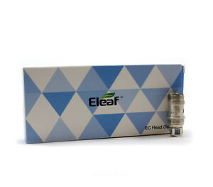 Eleaf-EC-ECL-Ceramic-Head-fuer-iJust-S-2-3-Melo-2-3-Verdampferkoepfe-5er-Pack