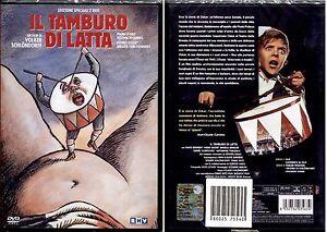 Il Tamburo Di Latta.Il Tamburo Di Latta Dvd Edizione Speciale Nuovo E Sigillato