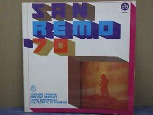 SANREMO-039-70-LP-33-GIRI-NM-NM