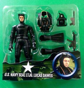 Navy Seal LTJG Lucas Dawes 1:18 Scale Action Figure UNIMAX Toys Bravo Team U.S