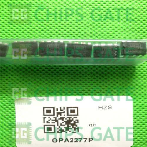 DIP8 3PCS NEW OPA2277P BB 43MKEX5