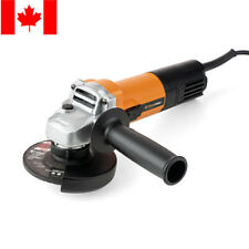 PrimeCables® Angle Grinder 6.5 a Electric Metal Cut Off Tool 12,000 RPM +Handle