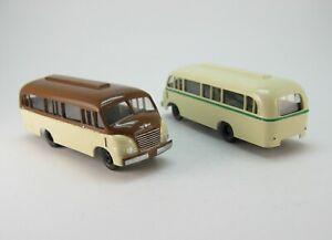 Vereinigt Ifa H3b Omnibus Bus Ddr 1:87 Ho Autos, Lkw & Busse