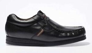 Lacets Apr Vee London Cuir Noir Eu Taille À Base 2 Ab Chaussures Hommes 44 v4gwcqxF