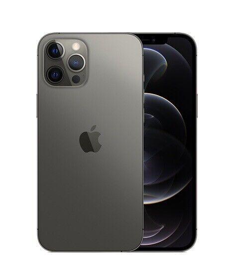 Apple iPhone 12 Pro Max - 128GB - Graphit (Ohne Simlock)