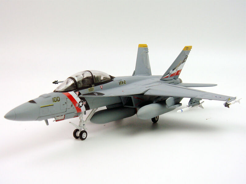 1 72 Gaincorp Precision Models F18 FA 18F Super Hornet Diecast Metal Model