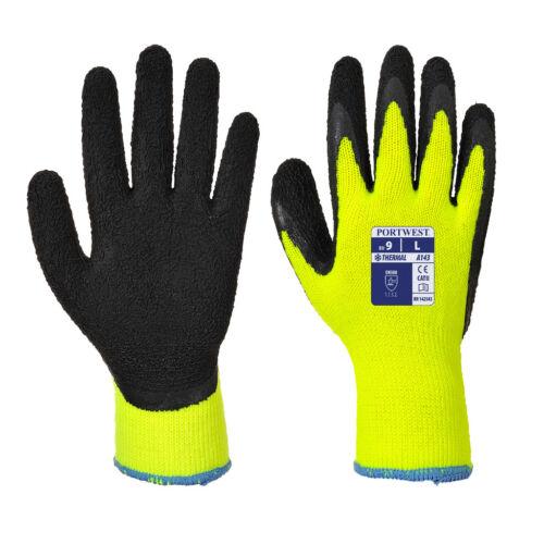 Portwest Unisex TERMICA Soft Grip Guanto VARI colore e dimensioni A143