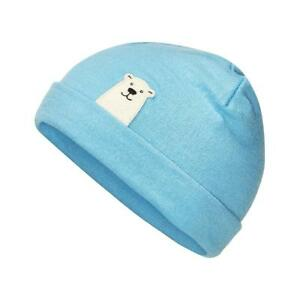0b30b12f1 the north face BABY FRIENDLY FACES BEANIE BLUE BEAR CHILDS WINTER ...