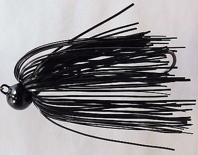 Bob4Bass Grass Jig Black HN15002