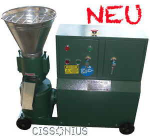 cissonius pp120 pellet mill pelletiere pellet holzpellet pelletpresse f futter ebay. Black Bedroom Furniture Sets. Home Design Ideas