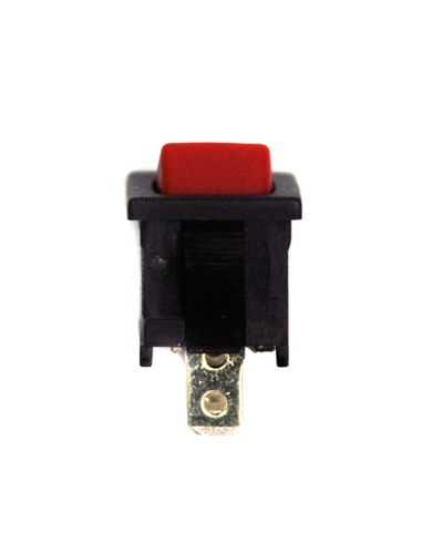 Interruptor 10pc 3P 10A 125V 6A 250V JS-606B-Q1-R//B-3H Red Cap sin Lámpara Joint
