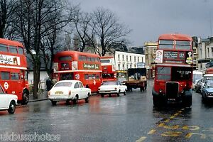 London-Transport-RT1654-Crystal-Palace-14th-March-1978-Bus-Photo