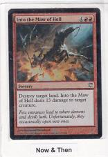 MTG: Innistrad: Foil: Into the Maw of Hell