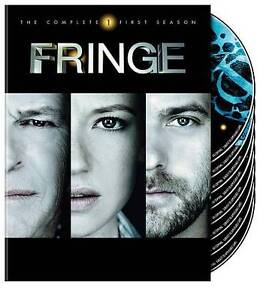 Fringe: The Complete First Season DVD, ,