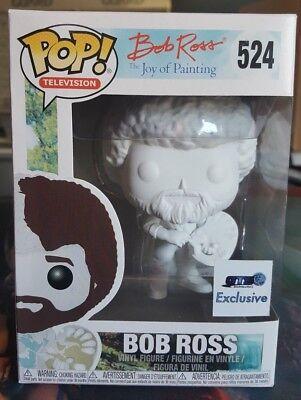 Joy of Painting Vinyl Figure NEW Funko Bob Ross DIY US Exclusive Pop