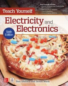 Teach-Yourself-Electricity-and-Electronics-Sixth-Edition-Paperback-or-Softback