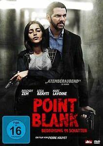 Point-Blank-Bedrohung-im-Schatten-de-Pierre-Jolivet-DVD-etat-tres-bon