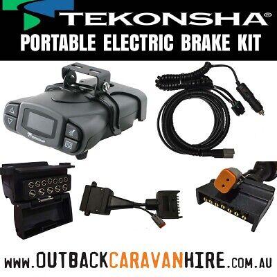 Prodigy P3 Portable Electric Brake, Tekonsha Prodigy P3 Trailer Brake Controller Wiring Diagram