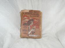 NOUVEAU PETIT LAROUSSE ILLUSTRE CLAUDE AUGE 1933
