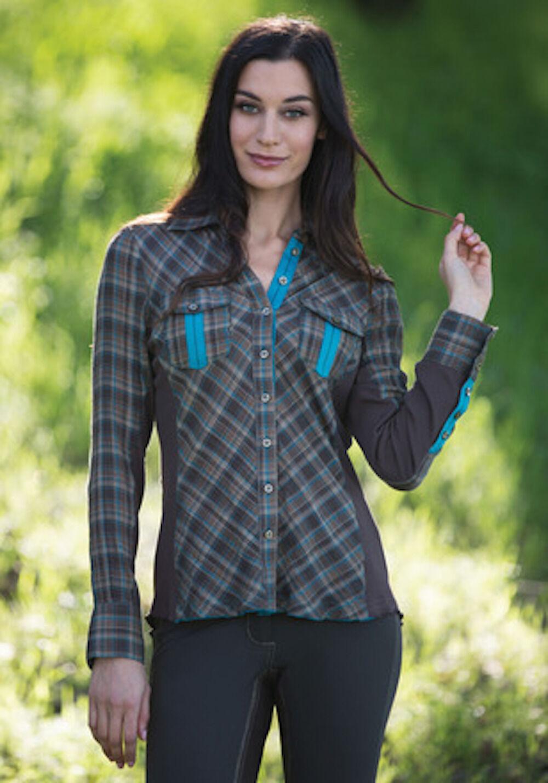 Goode Rider Supreme Shirt-Brown  Plaid-XL  the best online store offer