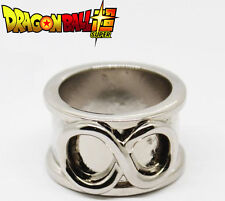 ANELLO DEL TEMPO DRAGONBALL SUPER BLACK GOKU RING COSPLAY DRAGON BALL Z MANGA #1