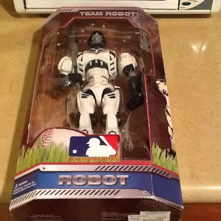 Major League Baseball Los Angeles Dodgers Fox Team Robot figure