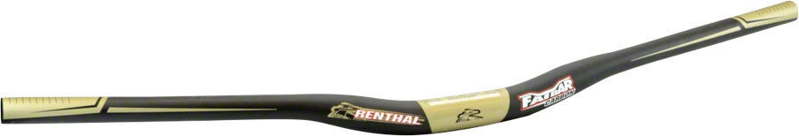 Renthal Fatbar Carbon V2 MTB Mountain Bike Riser Bar 31.8 x 40mm Rise x 800mm