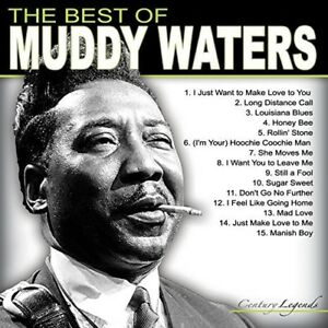 Muddy-Waters-Best-Of-Muddy-Waters-New-Vinyl-LP-UK-Import