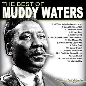 Muddy Waters Best Of Muddy Waters New Vinyl Lp Uk