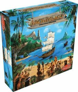Archipelago Board Game SEALED UNOPENED FREE SHIPPING
