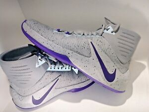 buy online 93e67 c1886 Image is loading Nike-Zoom-Clear-Out-Demarcus-Cousins-PE-PRO-