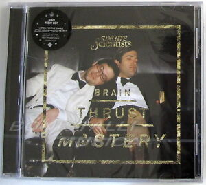 WE ARE SCIENTISTS - BRAIN THRUST MASTERY - CD Sigillato - Italia - WE ARE SCIENTISTS - BRAIN THRUST MASTERY - CD Sigillato - Italia