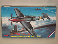 MPM 1/48 Scale German Messerschmitt Bf 109T-1/T-2 Fighter